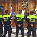 El Guarco inaugura su servicio de Policía Municipal y sistema de vídeo vigilancia